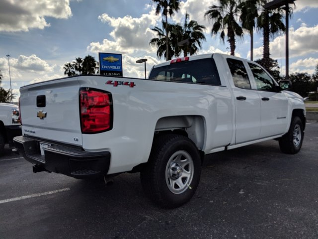 2019 Silverado 1500 Double Cab 4x4,  Pickup #K1128881 - photo 2