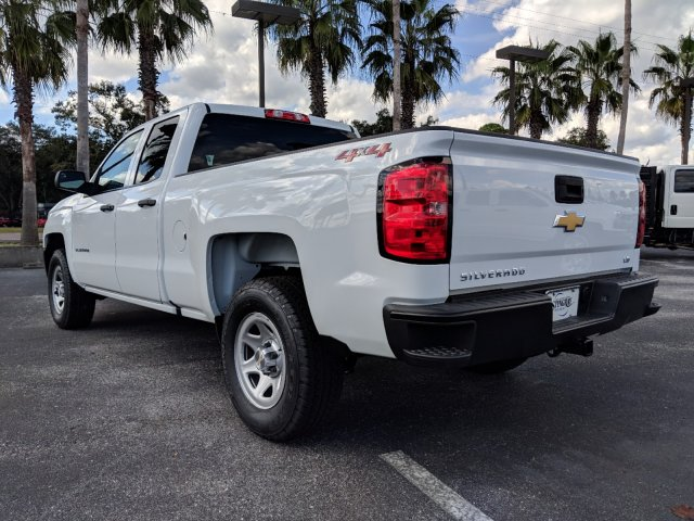 2019 Silverado 1500 Double Cab 4x4,  Pickup #K1128881 - photo 6
