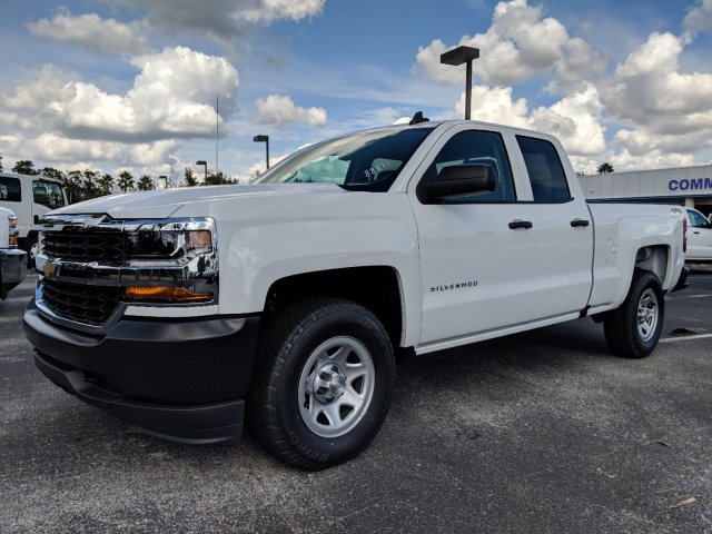 2019 Silverado 1500 Double Cab 4x4,  Pickup #K1128881 - photo 7