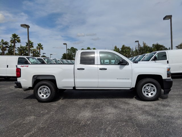 2019 Silverado 1500 Double Cab 4x4,  Pickup #K1130375 - photo 3