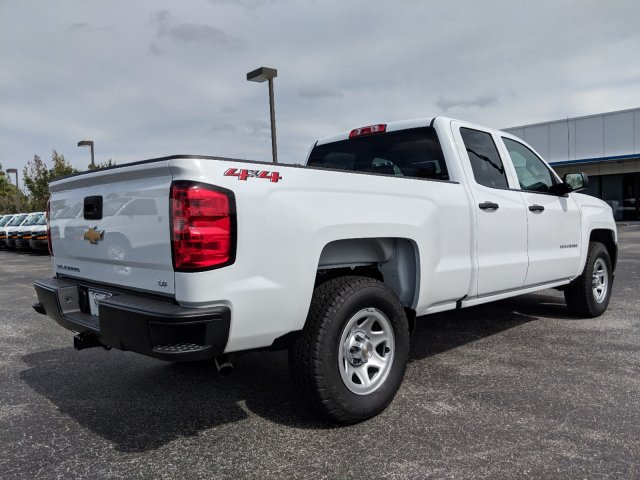 2019 Silverado 1500 Double Cab 4x4,  Pickup #K1130375 - photo 2