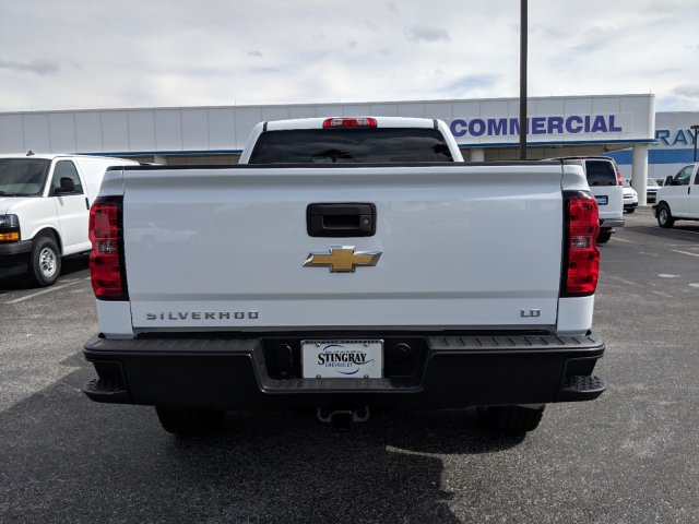 2019 Silverado 1500 Double Cab 4x4,  Pickup #K1130375 - photo 4