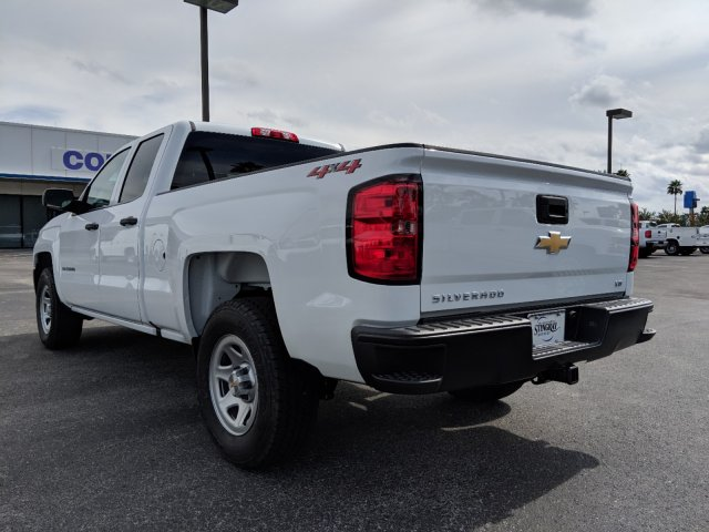 2019 Silverado 1500 Double Cab 4x4,  Pickup #K1130375 - photo 5