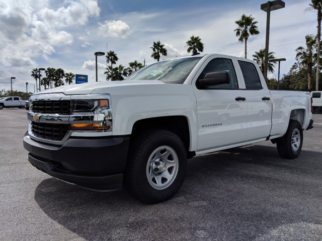 2019 Silverado 1500 Double Cab 4x4,  Pickup #K1130375 - photo 6