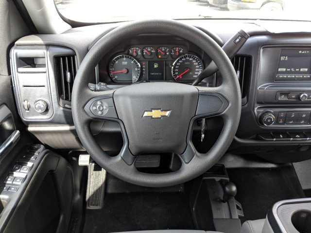 2019 Silverado 1500 Double Cab 4x4,  Pickup #K1130913 - photo 14