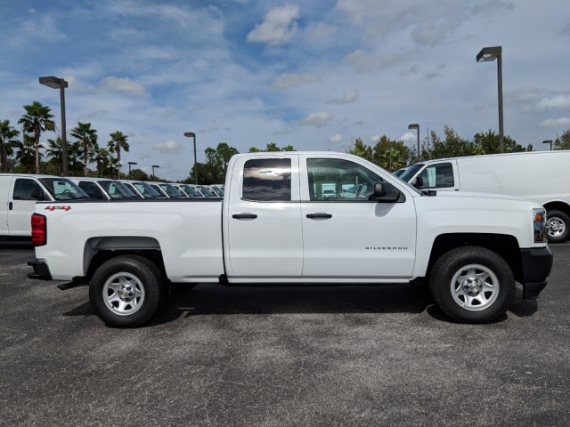 2019 Silverado 1500 Double Cab 4x4,  Pickup #K1130913 - photo 3