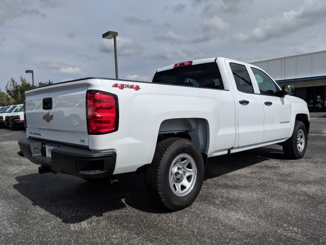 2019 Silverado 1500 Double Cab 4x4,  Pickup #K1130913 - photo 2