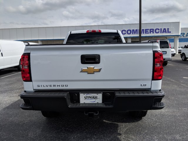 2019 Silverado 1500 Double Cab 4x4,  Pickup #K1130913 - photo 4
