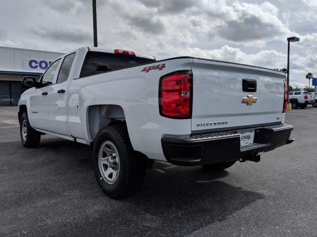 2019 Silverado 1500 Double Cab 4x4,  Pickup #K1130913 - photo 5