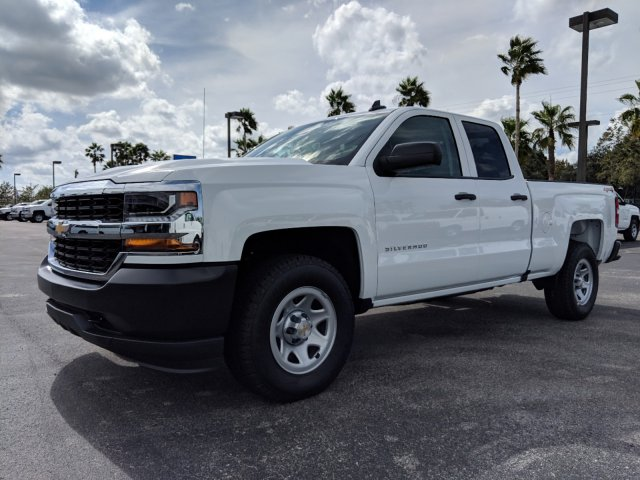 2019 Silverado 1500 Double Cab 4x4,  Pickup #K1130913 - photo 6