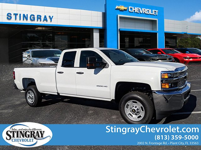 2019 Silverado 2500 Double Cab 4x2,  Pickup #K1150161 - photo 1