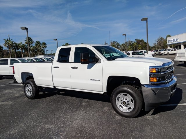 2019 Silverado 2500 Double Cab 4x2,  Pickup #K1150161 - photo 3
