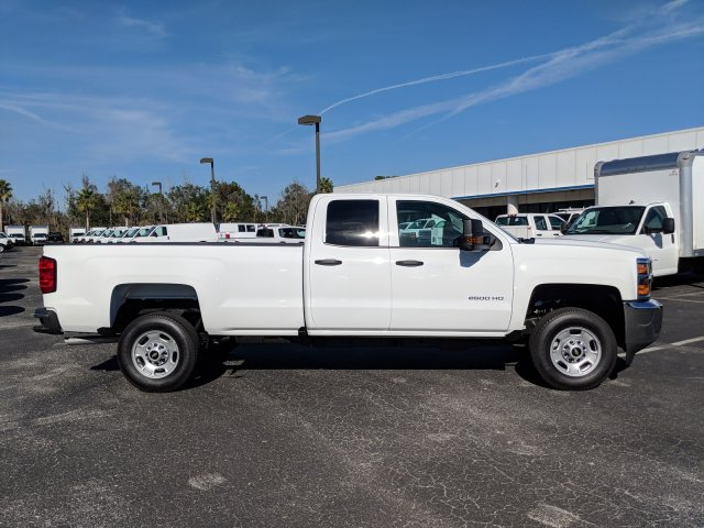 2019 Silverado 2500 Double Cab 4x2,  Pickup #K1150161 - photo 4