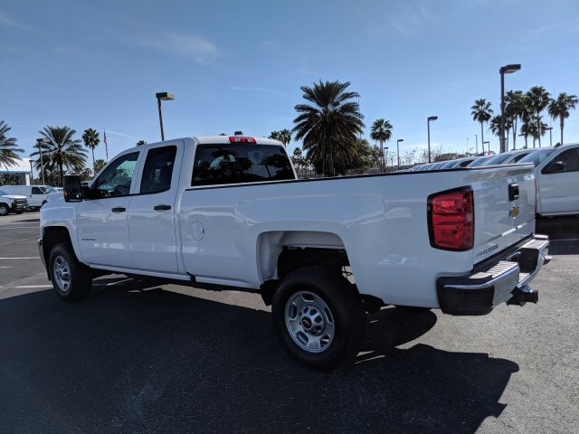 2019 Silverado 2500 Double Cab 4x2,  Pickup #K1150161 - photo 6