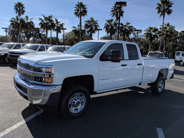2019 Silverado 2500 Double Cab 4x2,  Pickup #K1150161 - photo 7