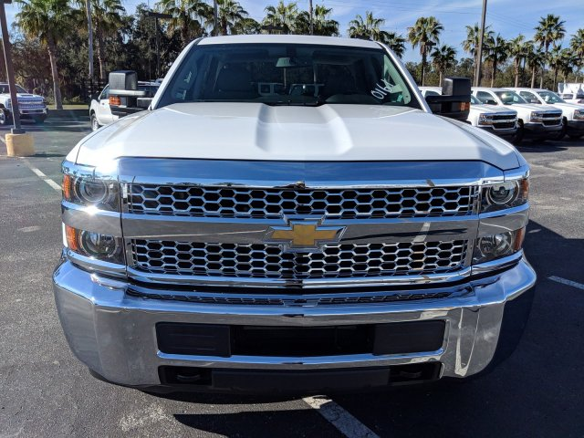 2019 Silverado 2500 Double Cab 4x2,  Pickup #K1150161 - photo 9