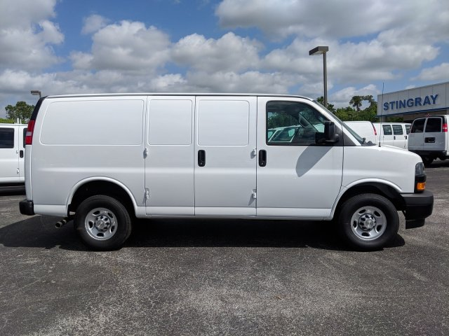 2019 Express 2500 4x2,  Masterack Steel General Service Upfitted Cargo Van #K1197402 - photo 5