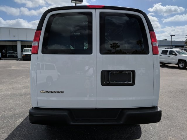 2019 Express 2500 4x2,  Masterack Steel General Service Upfitted Cargo Van #K1197402 - photo 7