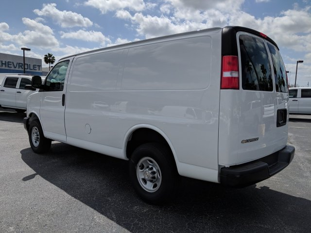 2019 Express 2500 4x2,  Masterack Steel General Service Upfitted Cargo Van #K1197402 - photo 8