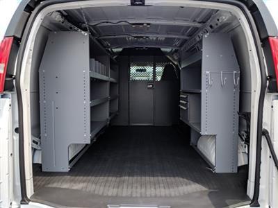 2019 Express 2500 4x2,  Masterack Steel General Service Upfitted Cargo Van #K1197492 - photo 2