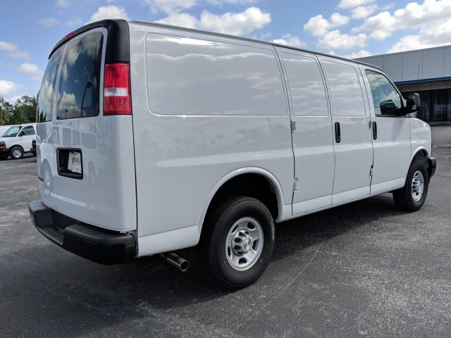 2019 Express 2500 4x2,  Masterack General Service Upfitted Cargo Van #K1198596 - photo 6