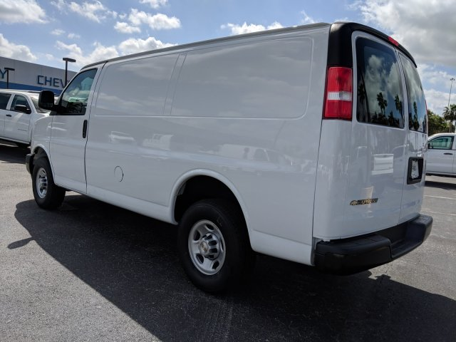 2019 Express 2500 4x2,  Masterack General Service Upfitted Cargo Van #K1198596 - photo 8