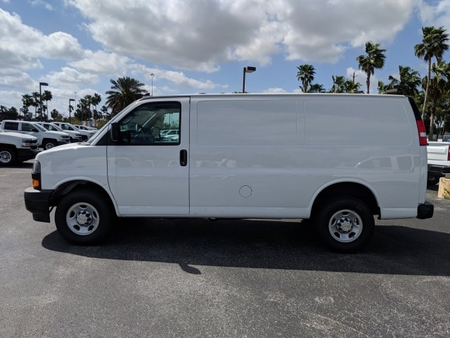 2019 Express 2500 4x2,  Masterack General Service Upfitted Cargo Van #K1198596 - photo 9