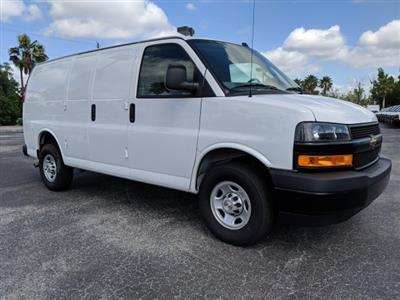 2019 Express 2500 4x2,  Masterack General Service Upfitted Cargo Van #K1198596 - photo 4