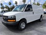 2019 Express 2500 4x2,  Masterack General Service Upfitted Cargo Van #K1198596 - photo 10
