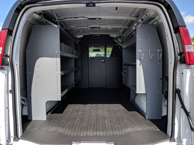 2019 Express 2500 4x2,  Masterack Upfitted Cargo Van #K1198663 - photo 1