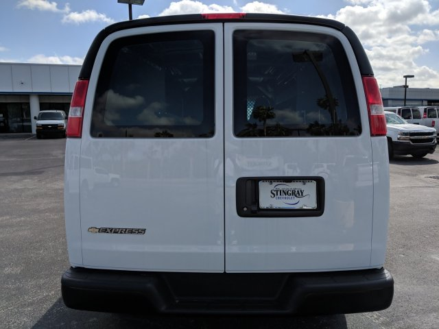 2019 Express 2500 4x2,  Masterack Steel General Service Upfitted Cargo Van #K1198663 - photo 7