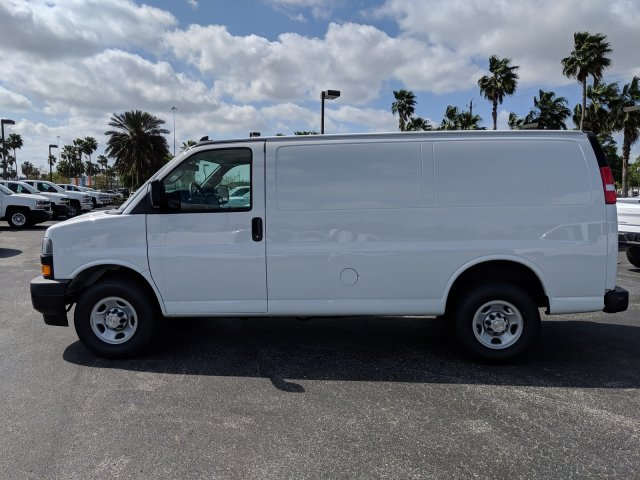 2019 Express 2500 4x2,  Masterack Steel General Service Upfitted Cargo Van #K1198663 - photo 9