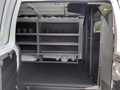 2019 Express 2500 4x2,  Masterack Steel General Service Upfitted Cargo Van #K1198663 - photo 14