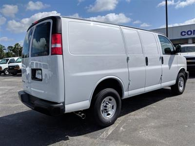 2019 Express 2500 4x2,  Masterack Steel General Service Upfitted Cargo Van #K1198663 - photo 6
