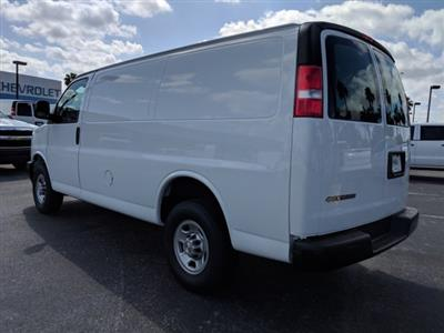 2019 Express 2500 4x2,  Masterack Steel General Service Upfitted Cargo Van #K1198663 - photo 8