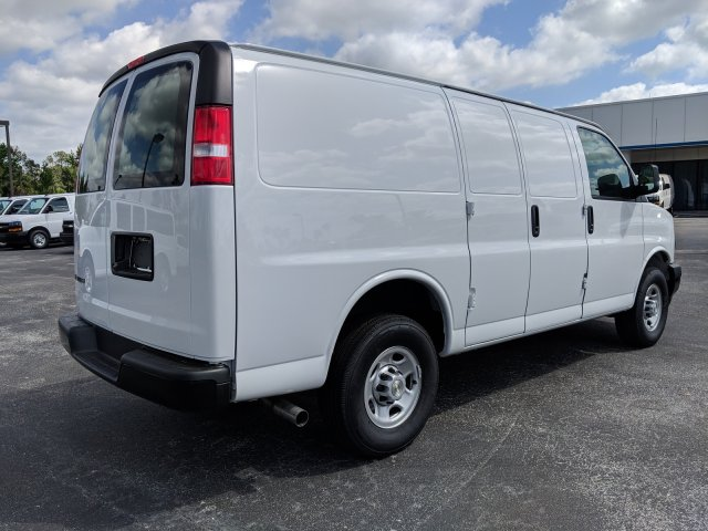 2019 Express 2500 4x2,  Masterack Steel General Service Upfitted Cargo Van #K1199466 - photo 6