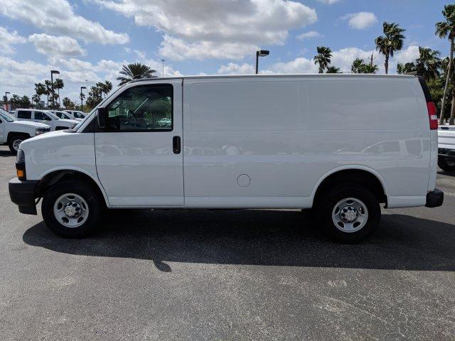 2019 Express 2500 4x2,  Masterack General Service Upfitted Cargo Van #K1199466 - photo 9
