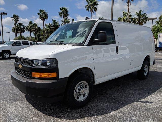 2019 Express 2500 4x2,  Masterack General Service Upfitted Cargo Van #K1199466 - photo 10