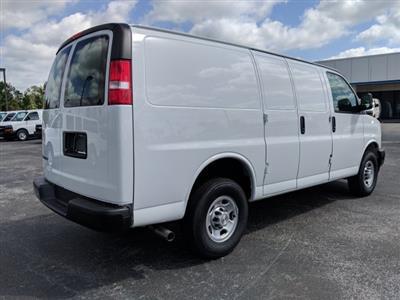 2019 Express 2500 4x2,  Masterack General Service Upfitted Cargo Van #K1199466 - photo 6