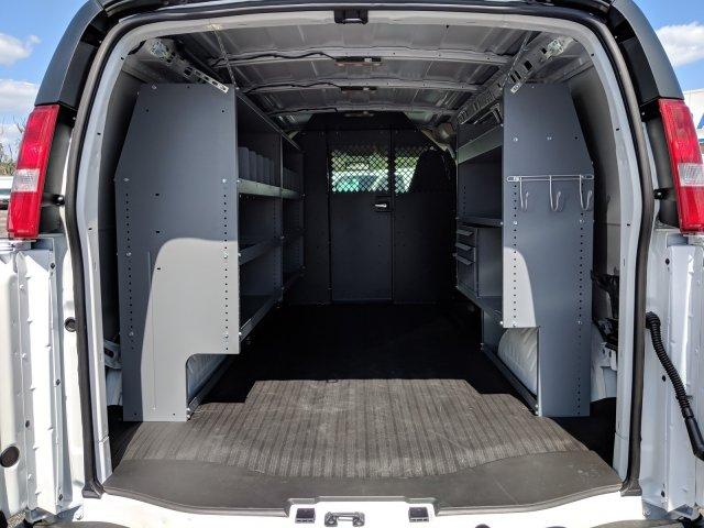 2019 Express 2500 4x2,  Masterack General Service Upfitted Cargo Van #K1199778 - photo 2