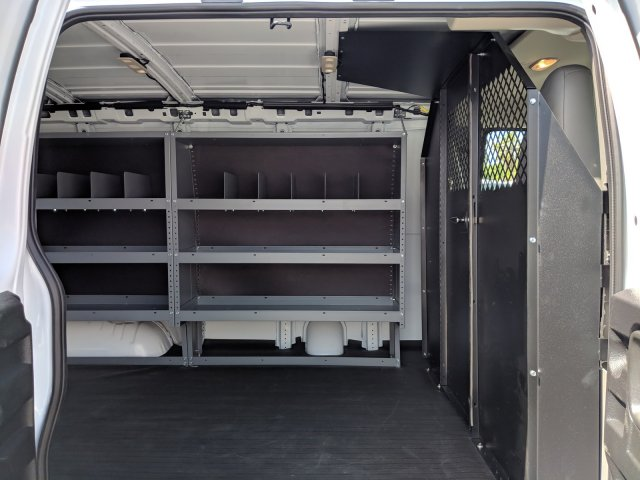 2019 Express 2500 4x2,  Masterack General Service Upfitted Cargo Van #K1199778 - photo 14