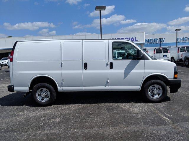 2019 Express 2500 4x2,  Masterack General Service Upfitted Cargo Van #K1199778 - photo 3