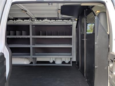 2019 Express 2500 4x2,  Masterack Steel General Service Upfitted Cargo Van #K1199778 - photo 14