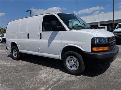 2019 Express 2500 4x2,  Masterack General Service Upfitted Cargo Van #K1199778 - photo 4
