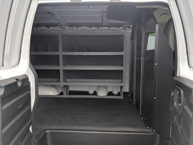 2019 Express 2500 4x2,  Masterack Steel General Service Upfitted Cargo Van #K1200884 - photo 14