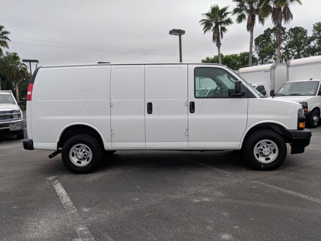 2019 Express 2500 4x2,  Masterack Steel General Service Upfitted Cargo Van #K1200884 - photo 5