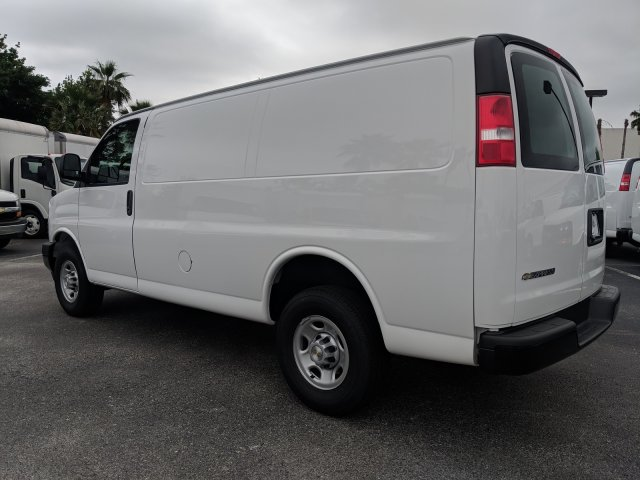 2019 Express 2500 4x2,  Masterack Steel General Service Upfitted Cargo Van #K1200884 - photo 8