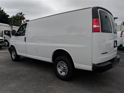 2019 Express 2500 4x2,  Masterack Steel General Service Upfitted Cargo Van #K1200884 - photo 7