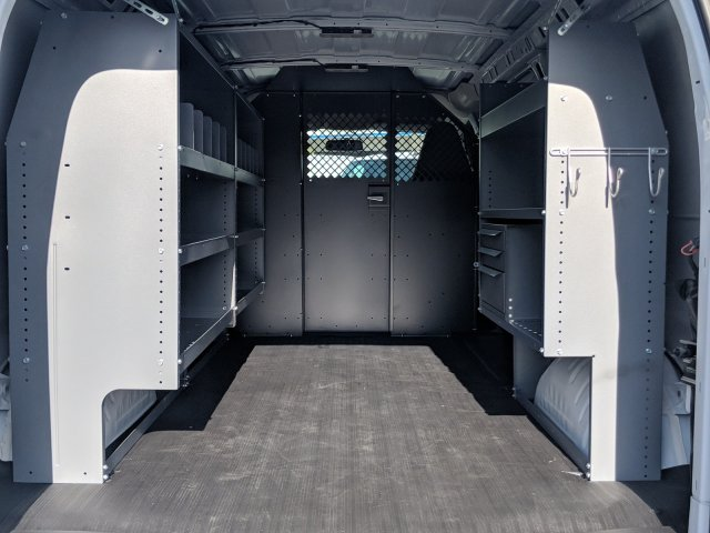 2019 Express 2500 4x2,  Masterack Upfitted Cargo Van #K1201097 - photo 1
