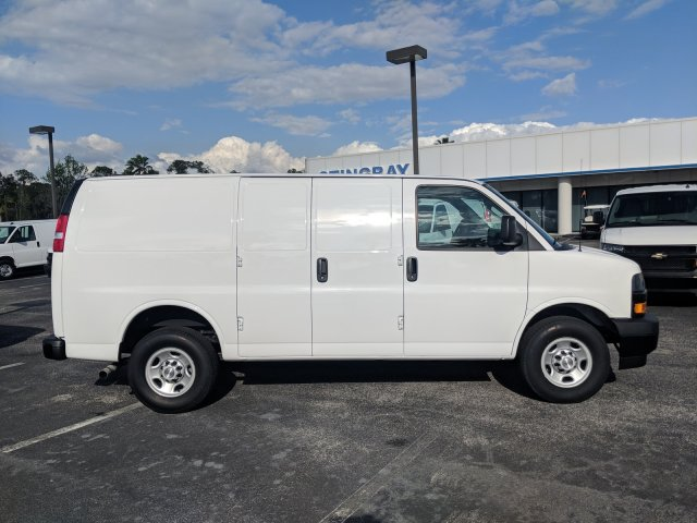 2019 Express 2500 4x2,  Masterack Steel General Service Upfitted Cargo Van #K1201097 - photo 5